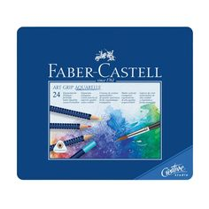 Amazon.com: Faber-Castell 12 Count Metallic Colored EcoPencils: Toys & Games