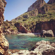 Riserva Naturale Orientata dello Zingaro in San Vito Lo Capo, Sicilia
