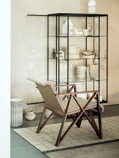 Tangled cabinet & Armchair for Metz&Co | Spectrum Design | #carolinawilcke #gerritrietveld #rietveld