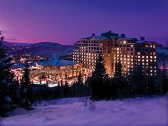 the st.regis deer valley