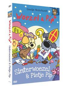 DVD - Sinterwoezel & Pietje Pip