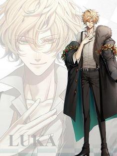 amnesia luka - Recherche Google<<< IDK who this is!!