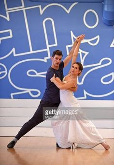 """Dancing With the Stars  -  Allison and Andy """"TeamAndison""""  -  Season 21  -  Fall 2015"""