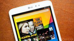 New LG G pad 8.3.