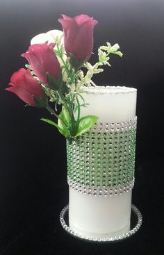 Jems Flower Candles