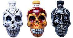 KAH Tequila - Dead of the Dead bottling...cool.