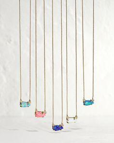 Jayde Necklace in Kyocera Opal - Kendra Scott Jewelry