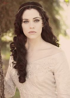 Morgana was intrigued by Alasdair's flirtation when she arrived at Court, but never thought him serious in his feelings until he chased her back to Mancina after her father's death