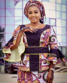 African Maxi Dresses, Latest African Fashion Dresses, African Dresses For Women, African Print Fashion, African Attire, Africa Fashion, African Women, African Print Dress Designs, Videos
