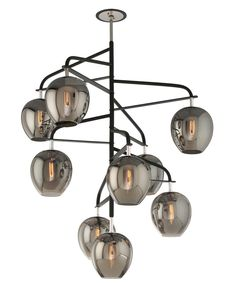 Troy Lighting F4298 Odyssey 47 Inch Chandelier | TroyLightingShop.com