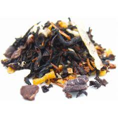 Coconut Truffle Black Tea Blend (chocolate