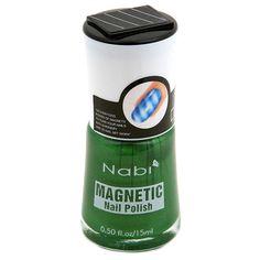 Nabi Magnetic kynsilakka - Green 20 4,90€