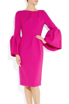 Roksanda Ilincic - lantern-sleeve frock [dying!] // the Ginnifer Goodwin dress I adore.