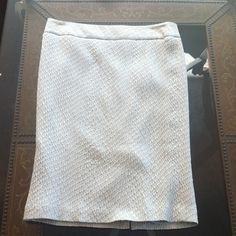 Armani Collection Textured Skirt- AUTHENTIC Great Armani Skirt, Size 4 Armani Collezione Skirts