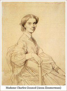 Madame Charles Gounod (Anna Zimmerman)
