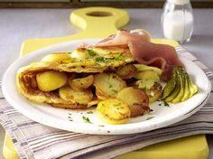Omelett-Rezepte - von leicht bis raffiniert - bauernfruehstueck  Rezept