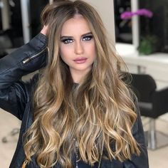 Cabelo Ombre Hair, Balayage Hair, Dye My Hair, New Hair, Hair Inspo, Hair Inspiration, How To Make Hair, Make Up, Truss Hair
