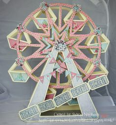 SVG Cuts  Ferris Wheel