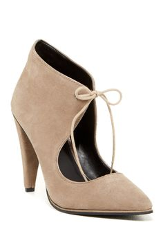 Kenneth Cole Reaction   Fond Dona Ankle Tie Pump   Nordstrom Rack