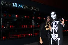 Fiesta halloween en Del gallo Blues