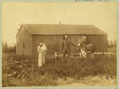 [J.D. Semler, near Woods Park, Custer County, Nebraska]1886