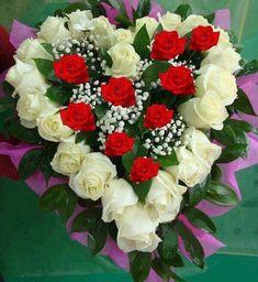 Funeral Flower Arrangements, Funeral Flowers, Crochet Mat, Wonderful Flowers, Fruit Displays, Birthday Greetings, Quilling, Floral Wreath, Valentines
