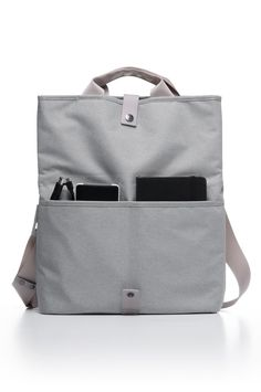 BlueLounge Postal Bag Laptoptas Grey