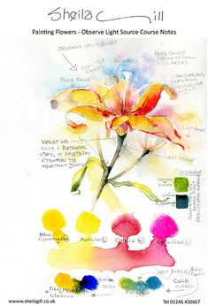 Colour and Light in Watercolour - Google Search