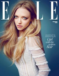 How I styled it: Amanda Seyfried cover shoot, June 2014 | ELLE UK