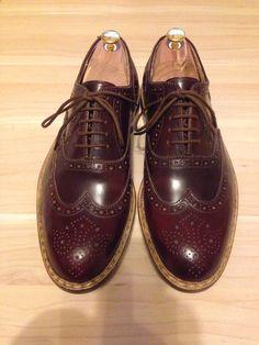 Sallay shoes cordovan
