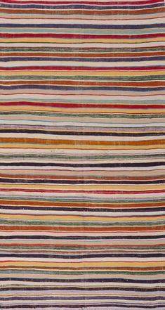 Vintage Moroccan Kilim Rug - Matt Camron Rugs & Tapestries