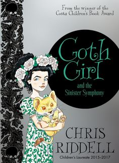 Buy Goth Girl and the Sinister Symphony by Chris Riddell at Mighty Ape NZ. There are musical goings-on at Ghastly-Gorm Hall and another spooky mystery for Ada Goth to solve in the fourth book in the Goth Girl series by Chris. Day Book, This Book, Chris Riddell, Children's Book Awards, Pirate Queen, Little Library, Halloween Books, Girls Series, Christmas Books