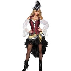 high seas treasure adult costume halloween costume ideas