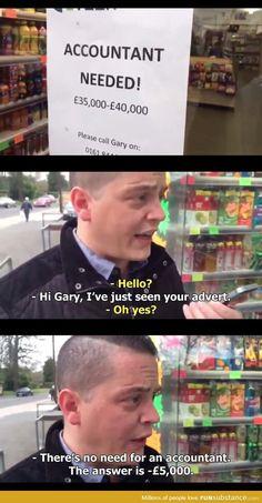 I love British humour