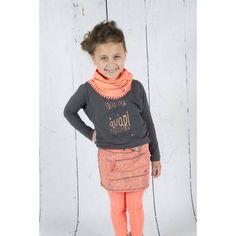 Quapi COLINE Orange Quapi winter collectie 2015 maat 92 t. 164 #vipkidz #Girls #Quapi #wintercollectie2015 #Fashion #online #snelle verzending