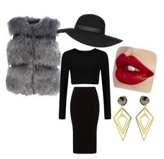 """""""My First Polyvore Outfit"""" by kimjw180463 ❤ liked on Polyvore featuring Mat, Topshop, Sarah Magid, women's clothing, women, female, woman, misses and juniors"""