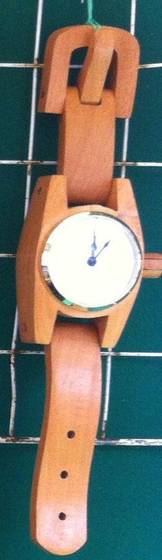 GlobeIn: wooden wall clock #globein #wood #clock