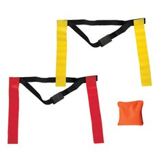 Franklin Sports 8 Player Youth Flag Football Kit