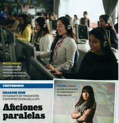 Reportaje. Revista Somos