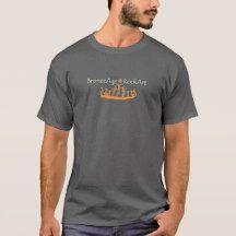 Rock Art ship dancers T-Shirt