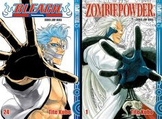 bleach nel and grimmjow - Google Search