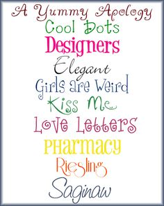 FONTS TO CUTE DOWNLOAD HOW