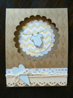 Baby by jdsbill - Cards and Paper Crafts at Splitcoaststampers