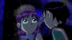 I love this picture. But, this picture makes me wanna cry. I don't really know why. Well, I guess it's because when Robin is angry and yells at Starfire, Starfire makes and sad reaction. (Not always)