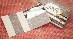 cd pocket, cd case, cd folder