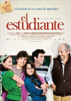 A mexican film about a university student, we can learn lots of things with it