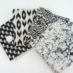 black and white fat quarter bundle ❣