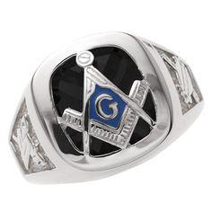 13a60ee279f73 21 Best Masonic Rings images in 2016 | Freemasonry, Rings, Masons