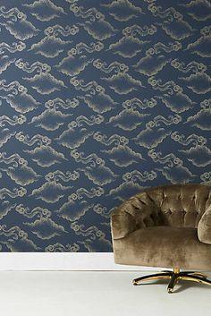 Cloudburst Wallpaper