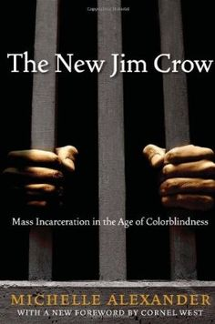 """""""Unlike in Jim Crow days, there were no 'Whites Only' signs. This system is out of sight, out of mind."""" The war on drugs as a system of racial control comparable to slavery and Jim Crow Black History Books, Black Books, Books By Black Authors, Good Books, Books To Read, My Books, Library Books, Amazing Books, This Is A Book"""